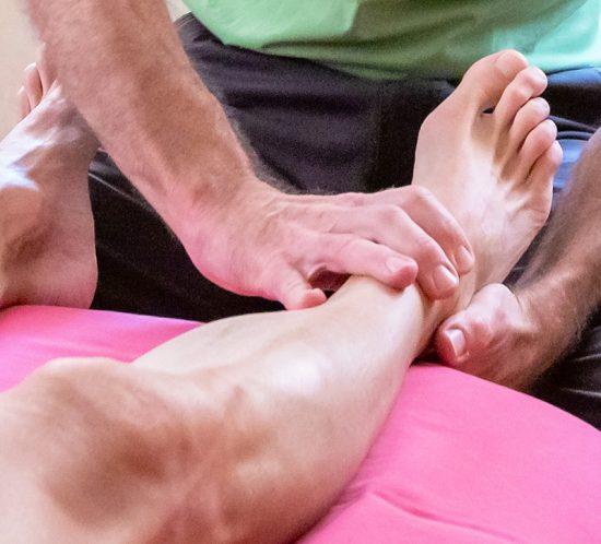 Fussreflexzonen Massage, Gesundheitspraxis Frauenfeld